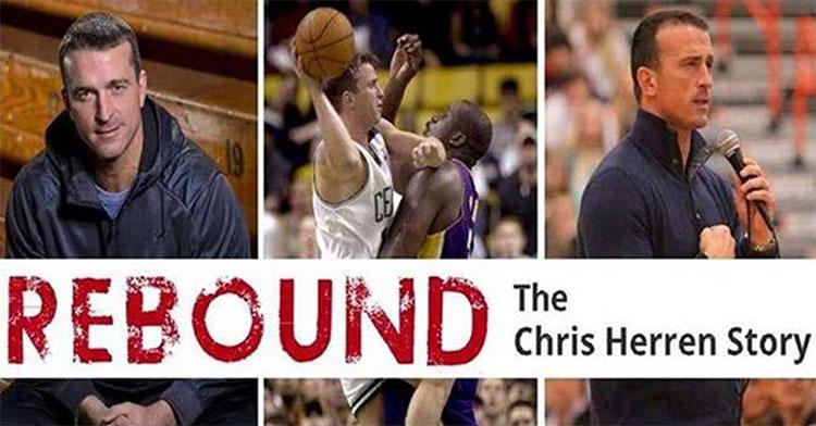 2c3b971889b REBOUND  The Chris Herren Story - New Milford Events