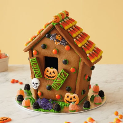 little gingerbread house of halloween ho new milford events