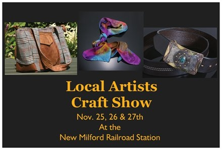 local craft shows local artists craft show new milford events 2356